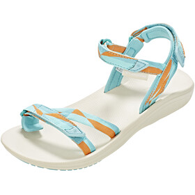 Columbia Big Water Sandals Women Iceberg/White
